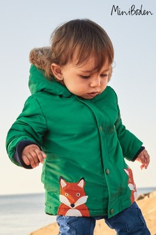 Boden Green Cosy 3-in-1 Coat