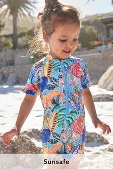 Солнцезащитный купальный костюм (3 мес.-7 лет)