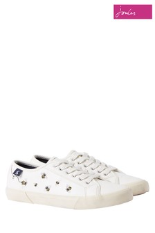 حذاء رياضي رباط نعل سميك من Joules Coast