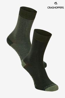 Две пары носков Craghoppers Nlife