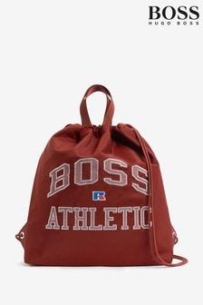BOSS x Russell Athletic背包