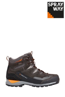 Sprayway Oxna Mid HydroDRY Waterproof Leather Boot Shoes