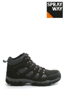 Sprayway Mull Mid HydroDRY Waterproof Leather Boots