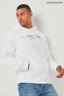 Calvin Klein Jeans Pride グラフィック パーカー
