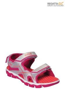 Regatta Pink Kota Drift Junior Sandals