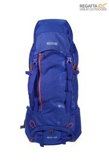 Regatta藍色Blackfell III 60+10L背包