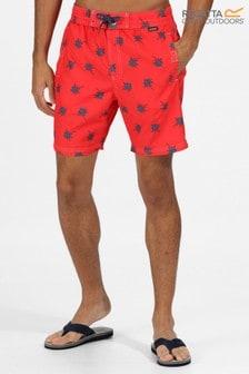 Regatta Red Hadden II Board Shorts