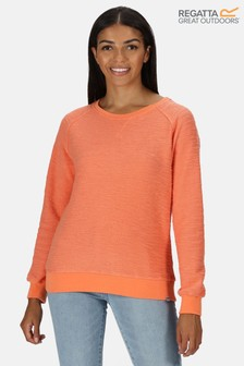 Regatta Chlarise Sweatshirt, Orange