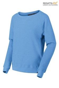 Regatta Chlarise Sweatshirt, Blau