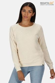 Regatta Chlarise Sweatshirt, Creme