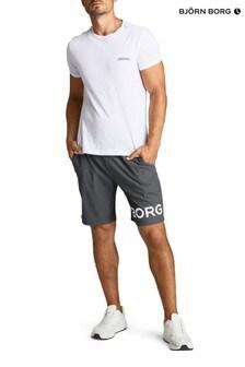 Bjorn Borg Grey Borg Shorts