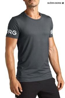 Bjorn Borg Grey Borg T-Shirt