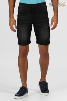 Regatta Dacken Denim Shorts