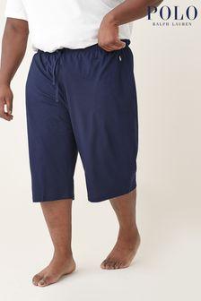 Polo Ralph Lauren Big And Tall Drawstring Waist Sweat Shorts