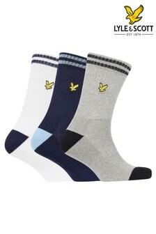 Lyle & Scott Socks 3 Pack