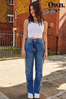 Own 90s Straight Jeans