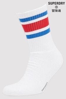 Superdry Organic Cotton Sportstyle Crew Socks