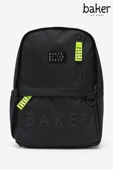 Baker by Ted Baker Black Backpack