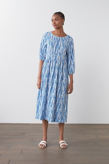 Tier Midi Dress