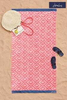 Joules Bee Geo Beach Towel