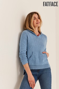 FatFace Blue Lucie Hoodie