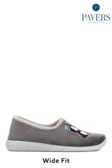 حذاء للبيتتلبيس عريض نسائي Novelty منPavers