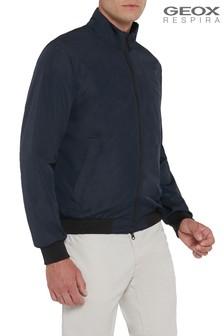 Синяя мужская куртка Geox Jharrod