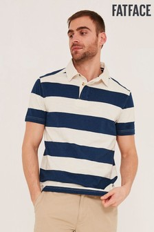 FatFace Blue Hastings Polo Shirt