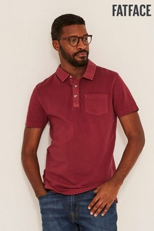 FatFace Purple Richmond Polo Shirt