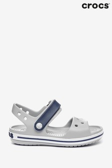 Crocs Grey Crocband Sandals
