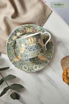 Morris & Co. Strawberry Thief Mug