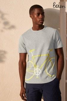 Boden Grey Kingston T-Shirt