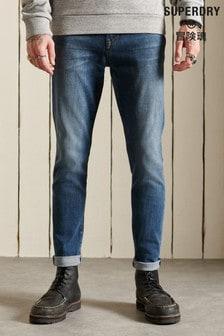 Superdry Blue Skinny Jeans