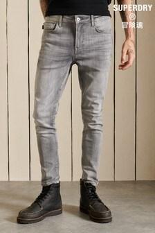 Superdry Grey Skinny Jeans