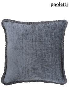 Riva Paoletti Grey Astbury Cushion