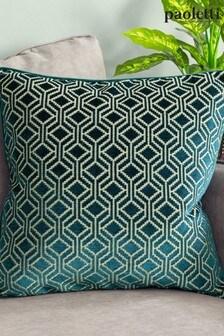 Riva Paoletti Green Avenue Cushion