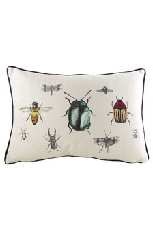 Multi Eden Insects Cushion