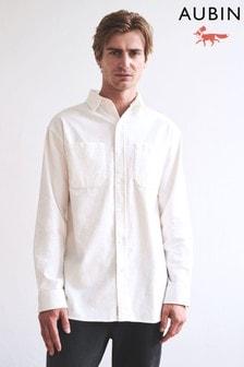 Aubin Brigg Relaxed Cord Shirt