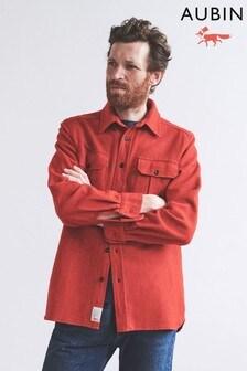 Aubin Lysaghts Wool Blend Overshirt