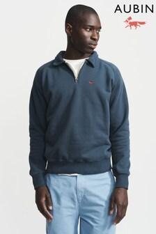 Aubin Dunster Sports Zip Sweater