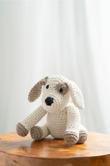 Hooked Make Your Own Dog Crochet Kit