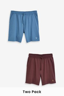 Lot de 2 shorts en tissu léger