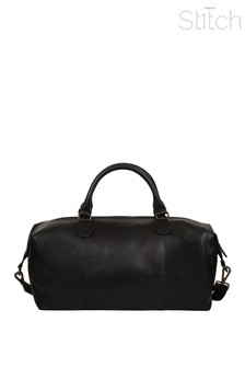 Made By Stitch Excursion Leather Holdall