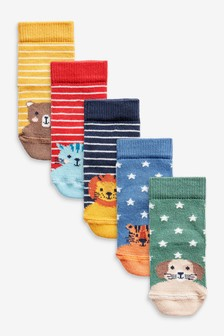 5 Pack Socks (Younger)