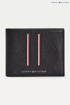 Черный мини-кошелек Tommy Hilfiger Downtown