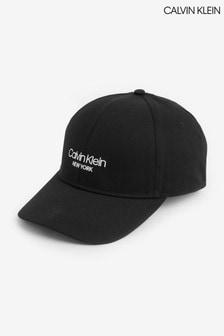 Calvin Klein Black Baseball Cap