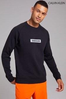Черный джемпер Calvin Klein