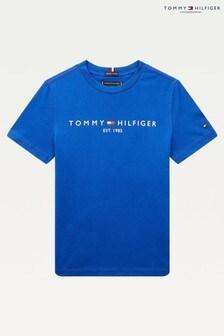 Koszulka z logo Tommy Hilfiger Essential