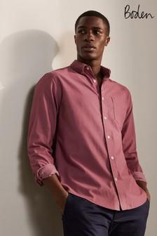 Boden Pink Cord Shirt