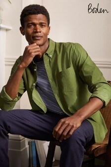 Boden Green Cord Shirt
